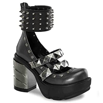 Women's Demonia SINISTER 62 Fashion Ankle Strap Pumps