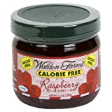 Walden Farms Raspberry Fruit Spread 12 Oz (Pack of 6)