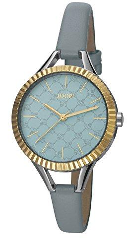 Joop. timewear Mujer Reloj De Pulsera Analógico Cuarzo Piel jp101872002