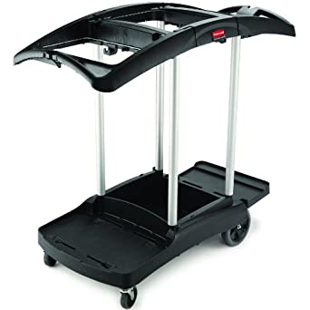 Rubbermaid Commercial Triple Capacity Cleaning Cart