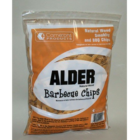 Camerons Products Smoke 'n Fold Barbeque Chips, Alder