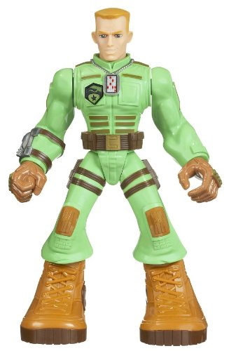 Buy Low Price Hasbro GI Joe Movie Tough Troopers Duke Figure (B001XQ5WTY)