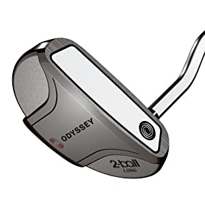 Odyssey White Ice 2-Ball Long Putter : right, 48 IN
