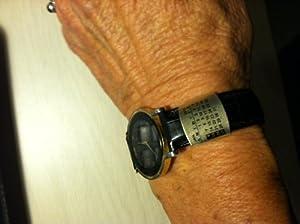 Datewatcher Watchband Calendar 12 Month Set for 2013