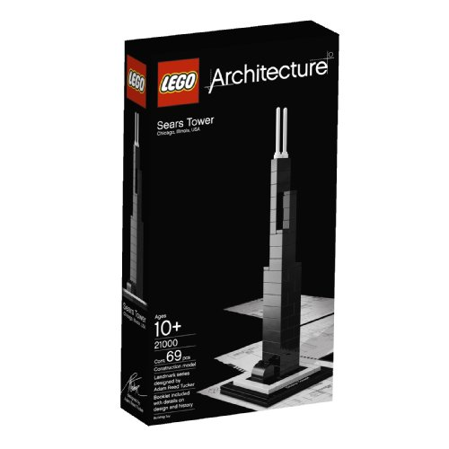 Lego Architecture Sears Tower (21000) Picture