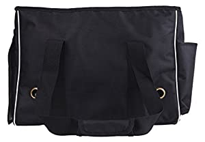 Goldwheat Soft-Sided Pet Carrier Airline Approved Travel Tote for Small Dogs Cats