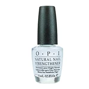OPI Natural Nail Strengthener Treatment, 0.5-Fluid Ounce