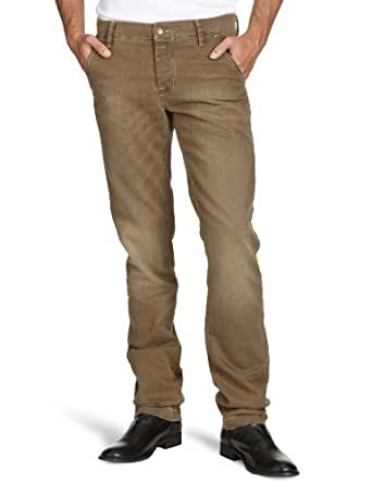 Mexx - Jean - Homme Coupe Droite - Marron (230) - FR : 32W (Taille fabricant : 32)