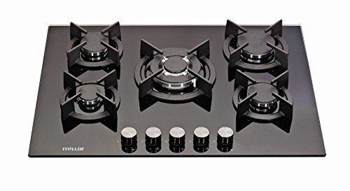 millar-gh7051xb-70cm-5-fornelli-in-vetro-piano-cottura-a-gas