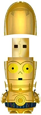 Mimobot Star Wars C3po 8GB USB Flash Drive from Mimobot