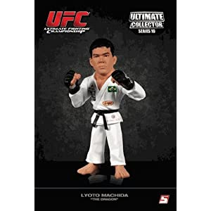 UFC PRIDE Ultimate Collector フィギュア リョート・マチダ