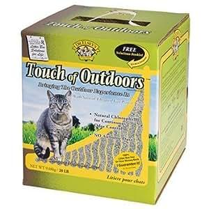 Amazon.com : Toque de Bolsa Litter Aire libre, 20 libras : Pet