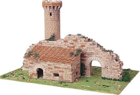 Maquette en céramique - Tour de garde