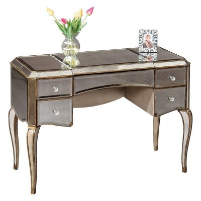 Mirrored Bedroom Vanity Table