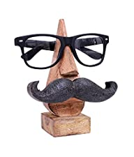 Witty Hand Carved Wooden Spectacle Ho…