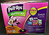 Huggies Pull Ups Starter Kit 3T 4T 50 Count Minnie Mouse