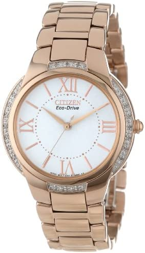 Citizen Rose Gold Tone Women's Watch