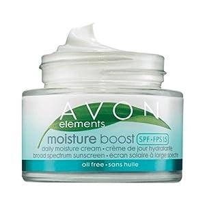 Avon Elements Moisture Boost Daily Moisture Cream SPF 15