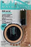 MAYBELLINE MINERAL POWER POWDER FOUNDATION #LIGHT 2 CLASSIC IVORY