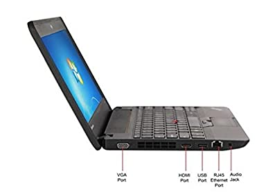 Lenovo Thinkpad X130e 11.6-Inch Laptop (AMD Dual Core 1.3GHz Processor, 4GB RAM, 320GB HDD, Windows 7 Home)