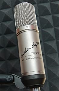 VO: 1-A Harlan Hogan Signature Series Microphone - The Voiceover Microphone!