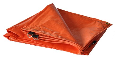 Drytop 79005 7-Feet by 9-Feet Truck Tarp Poly