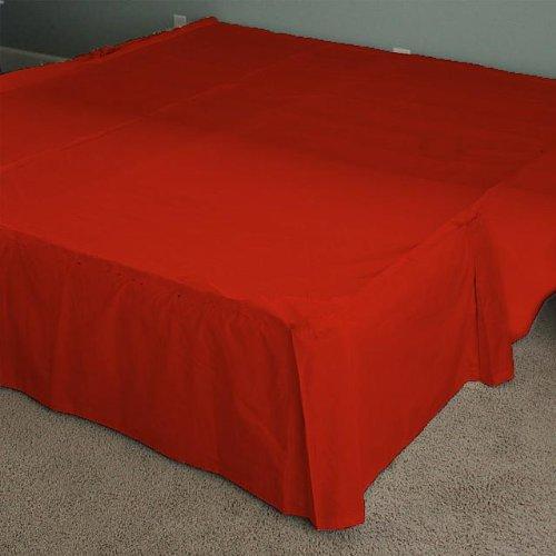 12 Inch Drop Bedskirt front-1076996