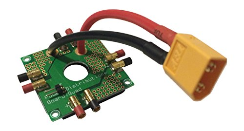 Quadcopter Power Distribution Board XT60 XT-60 20a Quad Mutlicopter 3.5mm (Quad Distribution Board compare prices)