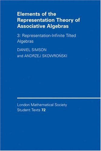 Elements of the Representation Theory of Associative Algebras: Representation-Infinite Tilted Algebras