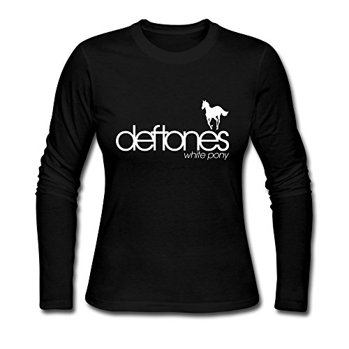 KST long sleeve tees - Top - Donna nero XXL