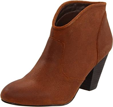 Report Women's Marks Ankle Boot,Luggage,8 M US