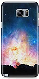 Samsung Galaxy Note 5 Back Cover by Vcrome,Premium Quality Designer Printed Lightweight Slim Fit Matte Finish Hard Case Back Cover for Samsung Galaxy Note 5