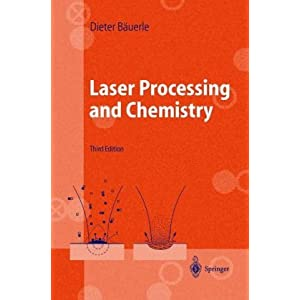 Laser Processing and Chemistry cover