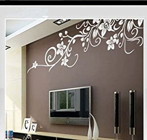 amzdeal wandtattoos wandbilder wandsticker aufkleber f r. Black Bedroom Furniture Sets. Home Design Ideas