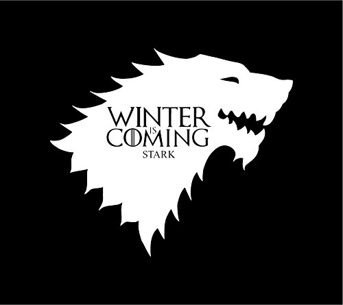 Stark Diewolf Winter Is Coming Game of Thrones