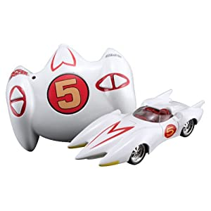 1:64 Remote Control Speed Racer