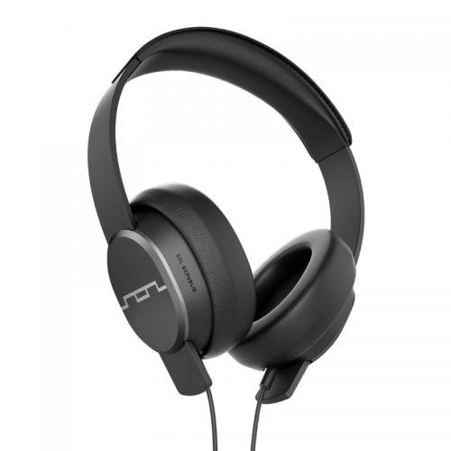 Sol Republic 1601-30 Master Tracks Over-Ear Headphones - Gunmetal