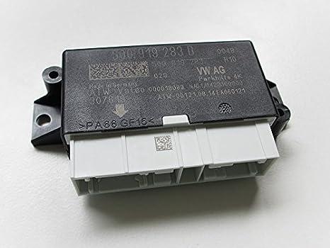 D'origine VW PDC Appareil de commande 4K-4canaux-pour arrière 5q0919283d
