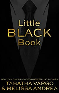 Little Black Book by Tabatha Vargo ebook deal