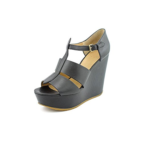 Marc By Marc Jacobs 645875 Womens Size 8 Black Wedges Heels Shoes