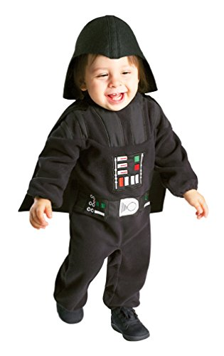 Child Toddler Darth Vader Costume