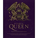 40 Years of Queen Official Boxset