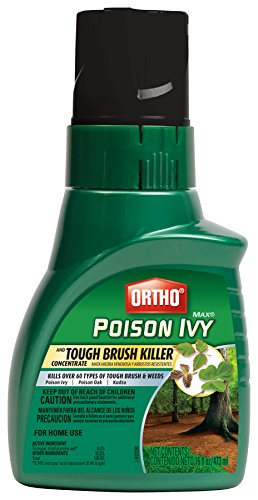 Ortho Max Poison Ivy and Tough Brush Killer Concentrate, 16-Ounce (Brush Killer Concentrate compare prices)