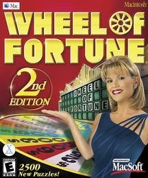 Wheel Of Fortune 2nd Edition - MacB00008QZ6P