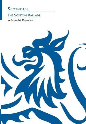 Scottish Ballads (Scotnotes Study Guides)