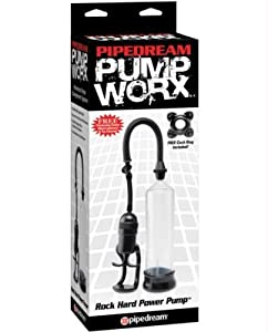 Pipedreams Products Pump Worx - Rock Hard Power Pump,14.60 Ounce
