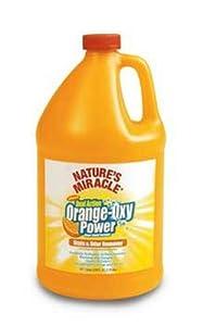 Orange Oxy Stain/Odor Remover Gallon