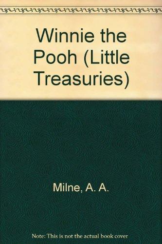 Winnie the Pooh (Little Treasuries)