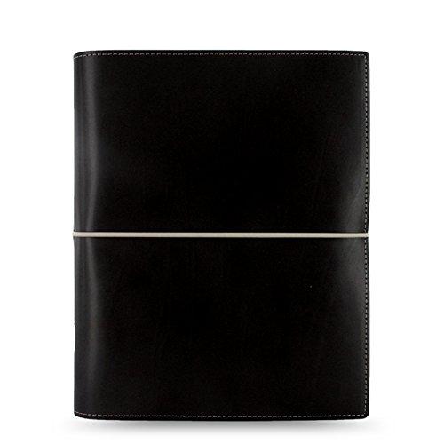 filofax-domino-personal-organiser-elastic-closure-for-refills-a5-black-ref-27868