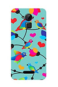 ZAPCASE PRINTED BACK COVER FOR COOLPAD NOTE 3 / COOLPAD NOTE 3 PLUS